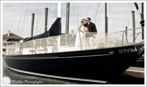 Wild Dunes Yacht Club Wedding Photography