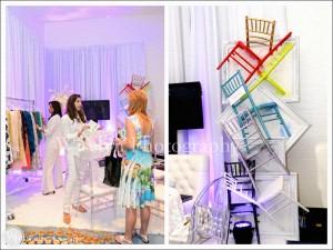 Miami Beach International Bridal Week Fashion Show at the Eden Roc Renaissance Hotel