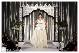 Miami Beach International Bridal Week Fashion Show at the Eden Roc Renaissance Hotel