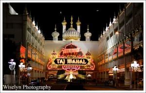 Trump Taj Mahal Hotel Casino Photography - Atlantic City, NJ